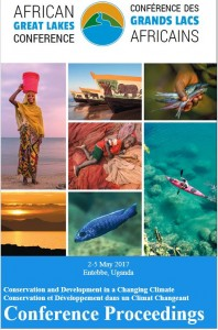 Proceedings of the African Great Lakes Conference - Conservation and Development in a Changing Climate