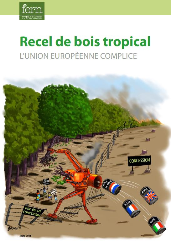 - Stolen Goods: The EU's complicity in illegal tropical deforestation
